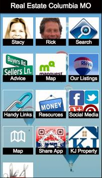 Real Estate Columbia MO poster