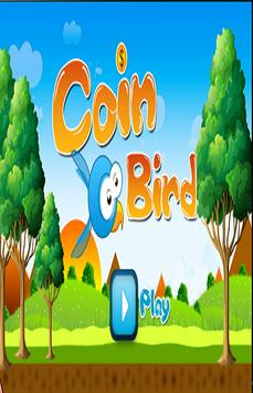 Bird action game poster
