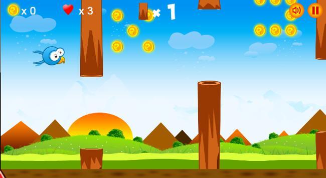 fly bird coco screenshot 1