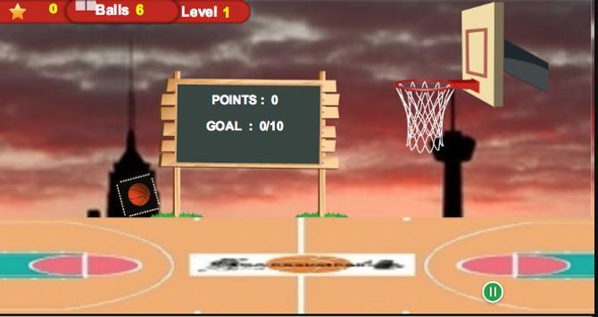 SA Basketball apk screenshot