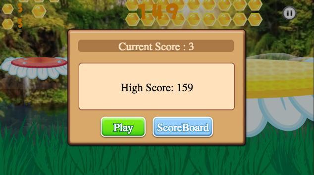 Busy Honey Bee screenshot 2