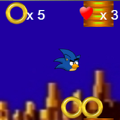 Angry Sonic Bird 3 icon