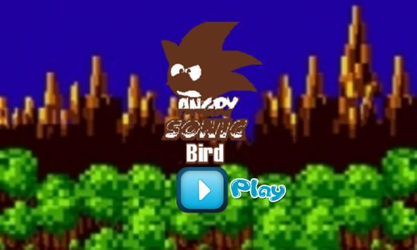Angry Sonic Bird 3 poster