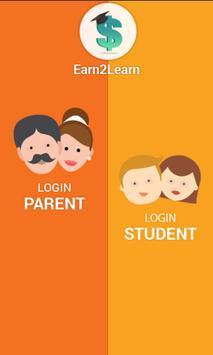 Earn2Learn poster