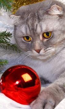 Christmas animals Wallpapers apk screenshot