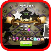 Map Strategy for COC icon