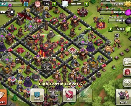 Map Strategy for COC apk screenshot