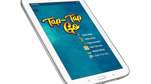 Tap-Tap Go 2 - Multiple Puzzle Tap Games for Kids screenshot 12
