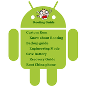 Rooting Android Guide - Phone Rooting icon