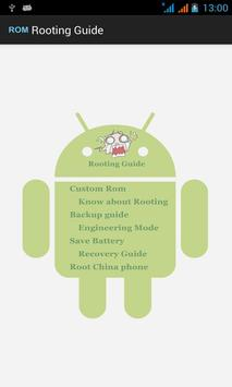 Rooting Android Guide - Phone Rooting poster