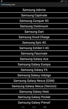 Rooting Android Guide - Phone Rooting screenshot 10