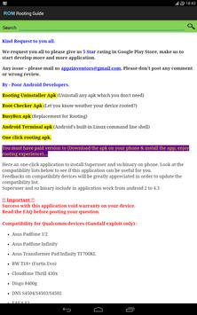Rooting Android Guide - Phone Rooting screenshot 13