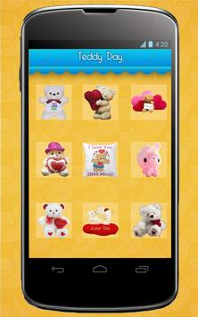 Valentine's Stickers,Smileys,Posters and Wallpaper screenshot 3