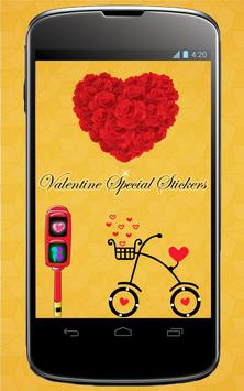 Valentine's Stickers,Smileys,Posters and Wallpaper poster