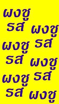 ผงชูรส poster