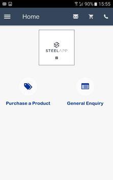 Steel App screenshot 11