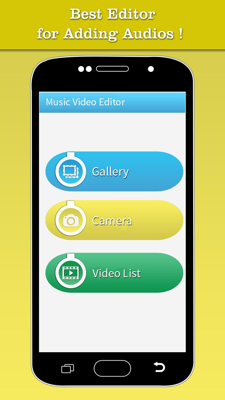 best music editor apk for android