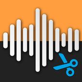 Audio MP3 Cutter Mix Converter and Ringtone Maker icon