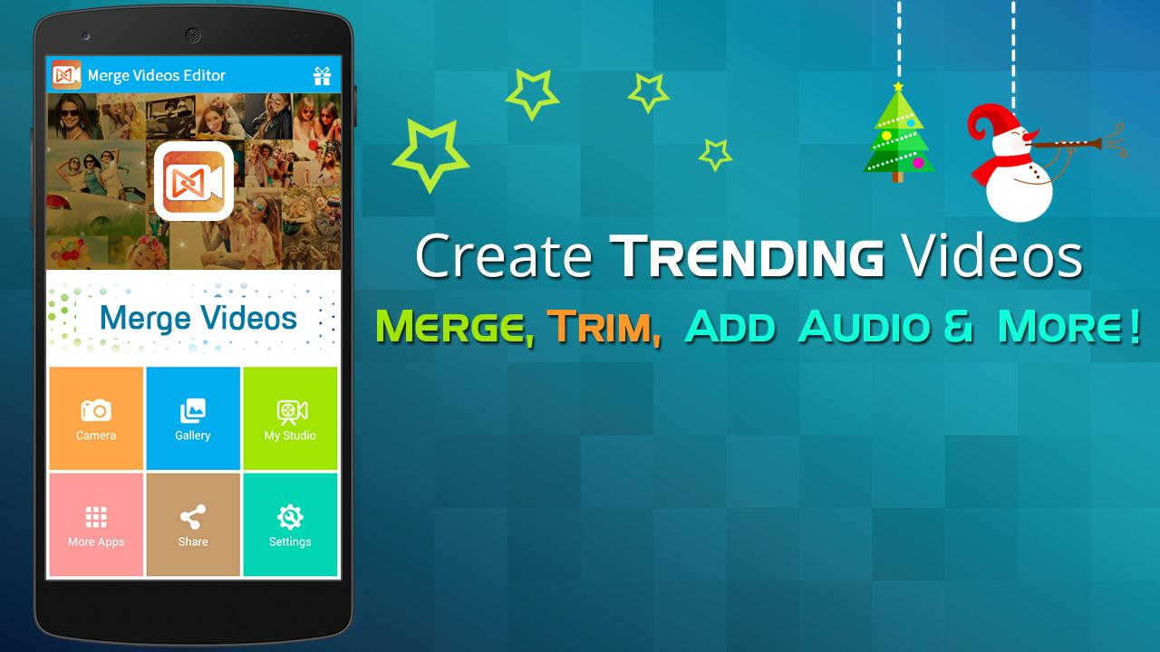 Merge Video Editor Join Trim For Android Apk Download