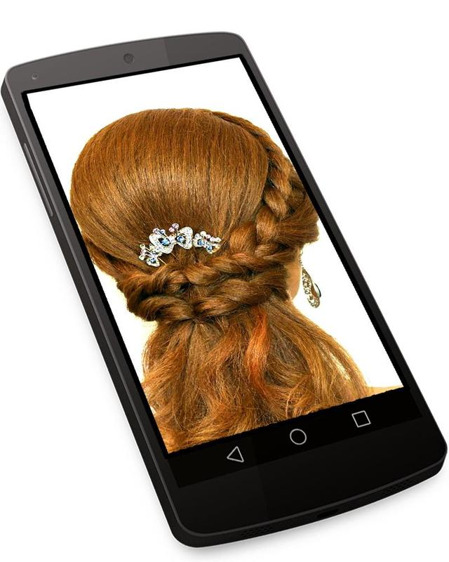 Hairstyle Changer For Girl Images And Videos For Android Apk
