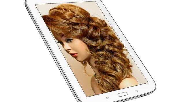 Hairstyle Changer for Girl - Images and Videos apk screenshot