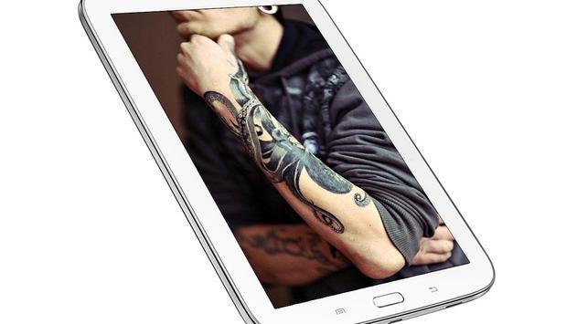 Boys Tattoo - Photo Editor, Hand & Wallpaper 2018 apk screenshot