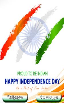 Happy Independence Day India HD Wallpaper Pictures poster