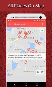 Restaurant Finder : Near By Me screenshot 1
