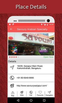 Restaurant Finder : Near By Me screenshot 2