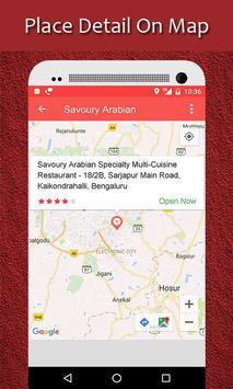 Restaurant Finder : Near By Me screenshot 3