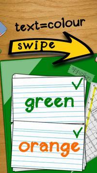 Colour Vs Text apk screenshot