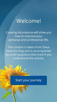 Creating Abundance apk screenshot