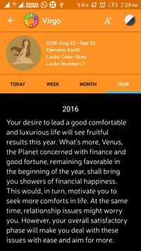 True Horoscope apk screenshot