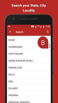All India Pincode , RTO , STD Code finder Offline screenshot 3