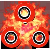 Fidget Spinner Smasher icon