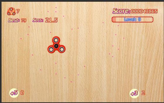Fidget Spinner Smasher poster