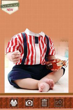 Baby Boy Photo Suit apk screenshot