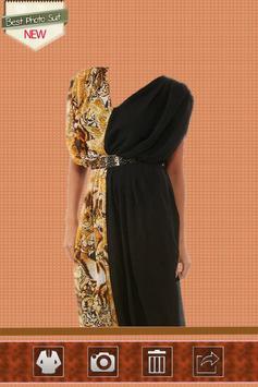Dubai Woman Photo Suit apk screenshot