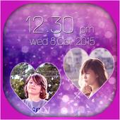 My Lover Passcode Lockscreen icon
