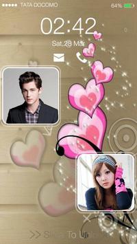 My Lover Passcode Lockscreen poster