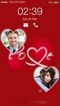 My Lover Passcode Lockscreen apk screenshot