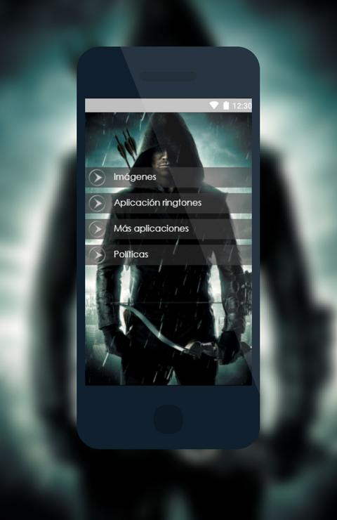 Green Hd Arrow Wallpaper For Android Apk Download