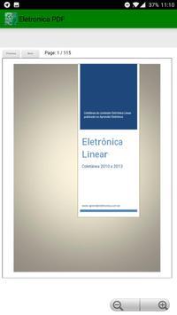 Apostila de Eletrônica - PDF Grátis poster