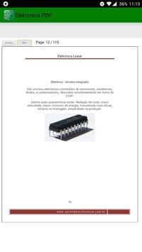 Apostila de Eletrônica - PDF Grátis screenshot 1
