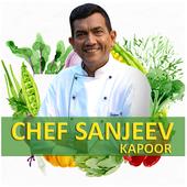 Chef Sanjeev Kapoor Recipes HD icon