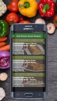 Chef Shireen Anwar Recipes HD poster