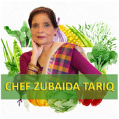 Chef Zubaida Tariq Recipes HD icon