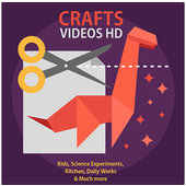 Crafts Video HD icon