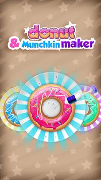 Donut Maker - Kids Cooking Fun screenshot 4