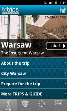 TcTrips Warsaw screenshot 3